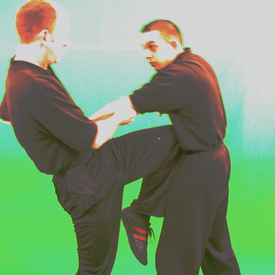 Paul Spencer Sifu Wing Chun Teacher in Grays Essex
